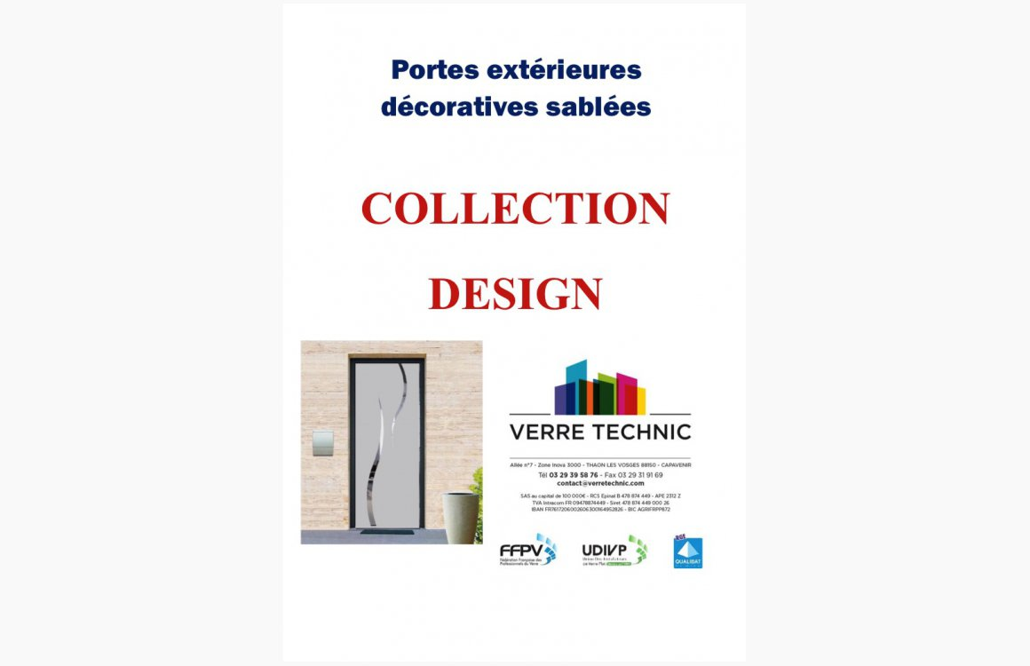 Catalogue Collection DESIGN 2019